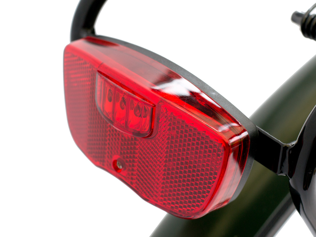 Rear LED Bicycle Light