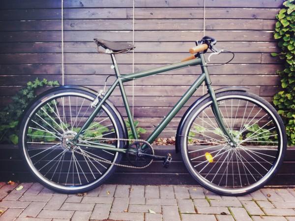 Path Racer Project Bike